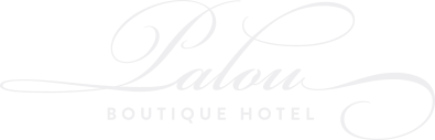 palou hotel pere ribes sitges logo