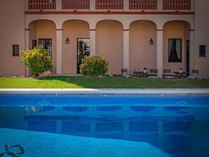 palou hotel pere ribes sitges piscina